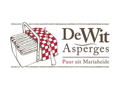 De Wit Asperges